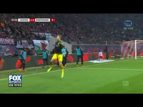 RESUMEN: RB Leipzig vs Borussia Dortmund