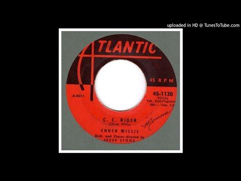 Willis, Chuck - C.C. Rider - 1957