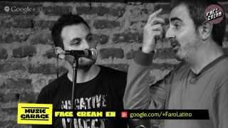 Face Cream - Entrevista 3ra Parte en #MusicGarage con Eduardo de la Puente Thumbnail