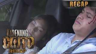 Cassie and Kristoff get into a car accident | Kadenang Ginto Recap (With Eng Subs)
