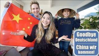 Goodbye Deutschland 🌍 Wann geht es los? Auswandern nach China | Verwandte besuchen | Mamiseelen
