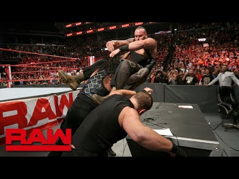 The Shield reunite to stop Braun Strowman from cashing in: Raw, Aug. 20, 2018