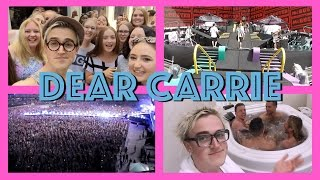 Dear Carrie: The One When Melbourne Sang Along