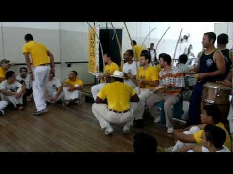Capoeira Angola com