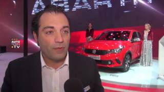 FIAT: Nuevo ARGO, motores y anticipos del Salón 2017.