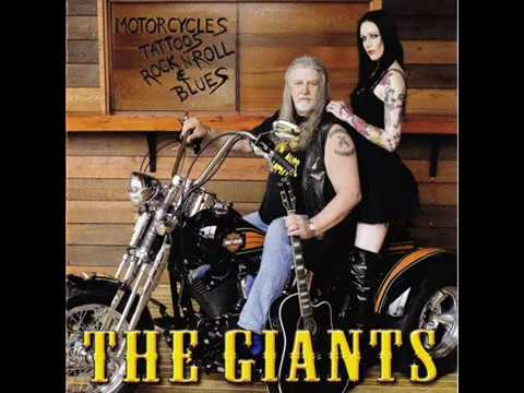 The Giants - Motorcycles, Tattoos, Rock'n Roll & Blues (2009)