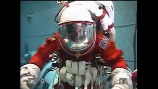 Space Station Live: Testing a New Spacesuit for an Asteroid Spacewalk