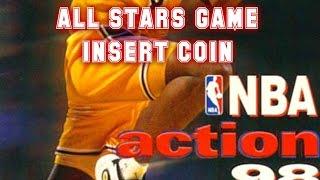 NBA Action 98 (1997) - Saturn - Partido completo NBA All-Star