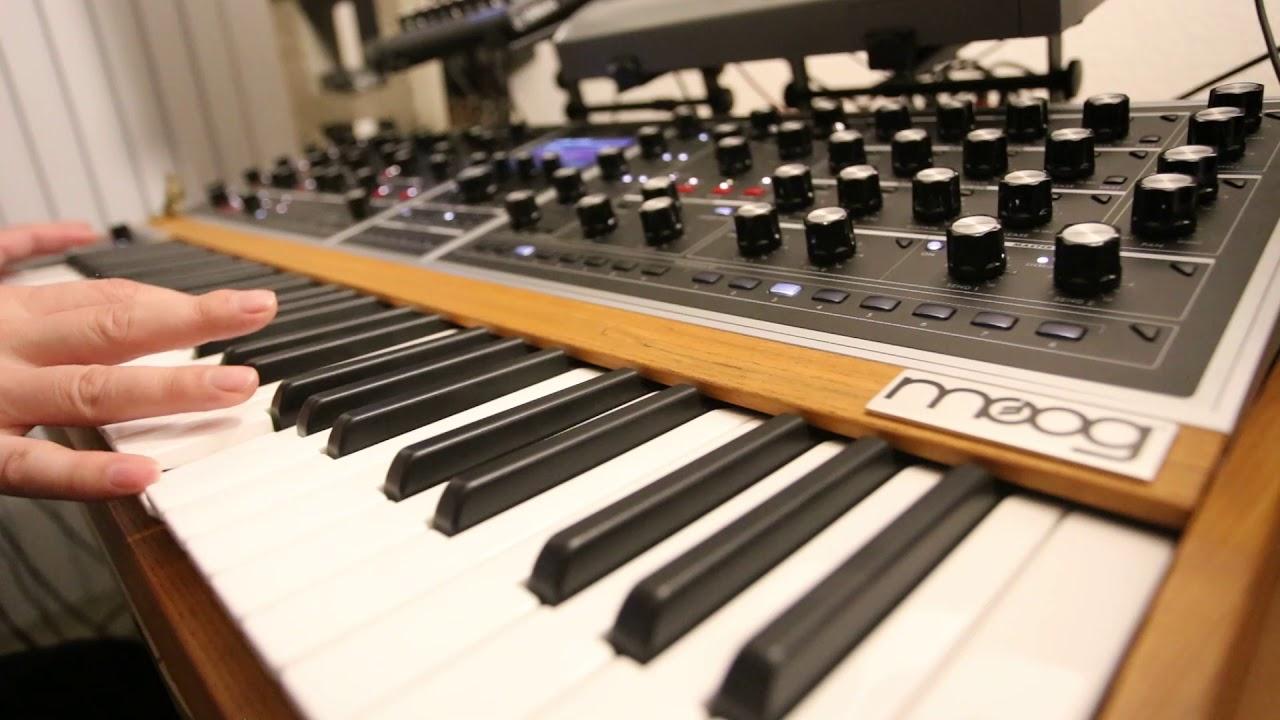 Moog One 8/16-voice Analog Synthesizer - Sidan 16