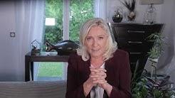 🇫🇷 Allocution du 1er mai 2020 | Marine Le Pen