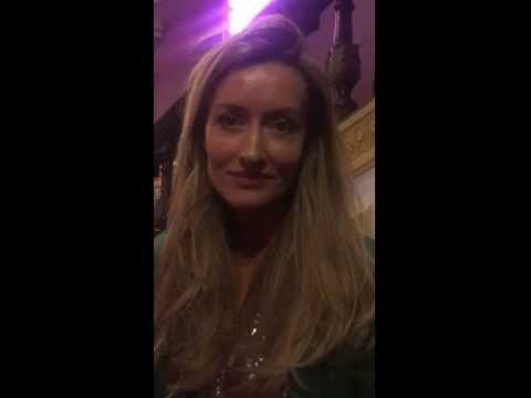 Natascha McElhone discusses her role in London Town at 60th BFI London Film Festival