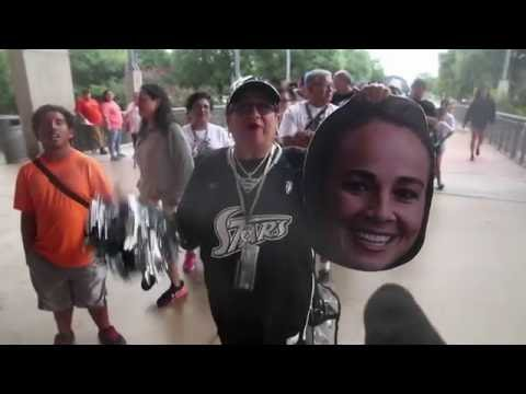 All-Access: Becky Hammon Jersey Retirement