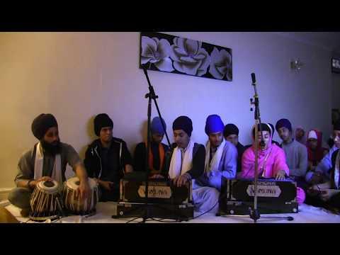 Bhai Pavandeep Singh Birmingham Keertan Program April 2018