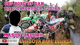 DUA MOTOR JUDIKA MASUK JALUR. STANDING DAN TERBANG BARENG SGP