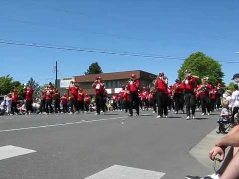 Bellingham High School Alumni Marching Band