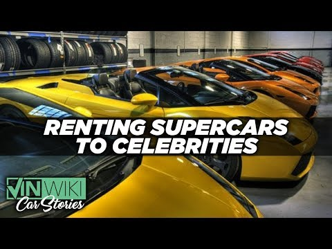 What's It Like To Rent Exotic Cars To Celebrities?