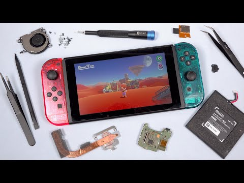 How I Built a Nintendo Switch for Less than $300!