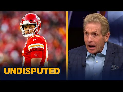 Skip & Shannon react to Mahomes being ranked behind Lamar Jackson & Russell Wilson | UNDISPUTED