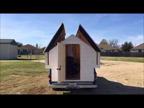 Folding Roof and Walls Going Down - YouTube