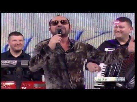 Mile Kitic - Kilo Dole Kilo Gore - Nedeljno Popodne Lee Kis - (TV Pink 28.02.2016.)
