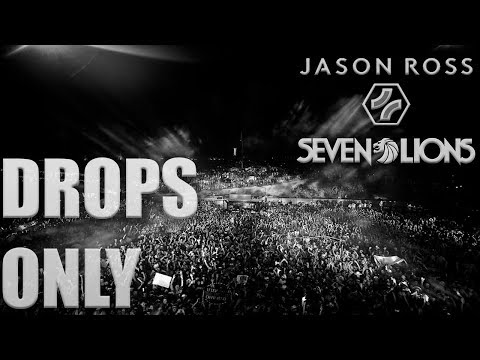 Seven Lions & Jason Ross  Drops Only @The Gorge Amphitheatre #ABGT250 2017