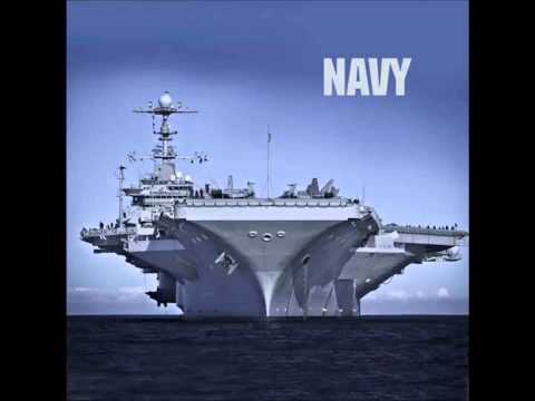 The U.S. Navy Song (Anchors Aweigh)