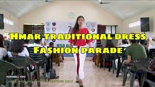 Hmar Traditional Fashion Parade HSA Day 2017 CCPur Jt. Hq.   Hornbill VDO