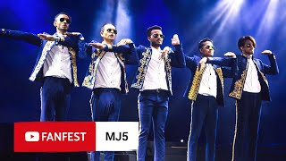 MJ5 @ YouTube FanFest Mumbai 2019