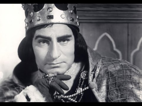 Richard III (1946) - Radio drama starring Laurence Olivier and Ralph Richardson