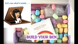 Sophie & Toffee Build Your Box - Unboxing ft Clubbed Thumbs (4:13)