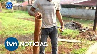 Falta de agua, fluctuaciones de luz, basura y asbesto, preocupan a Arraiján