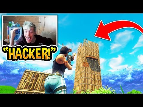 7 Fortnite Streamers Who Ran Into HACKERS Live! (Funny)