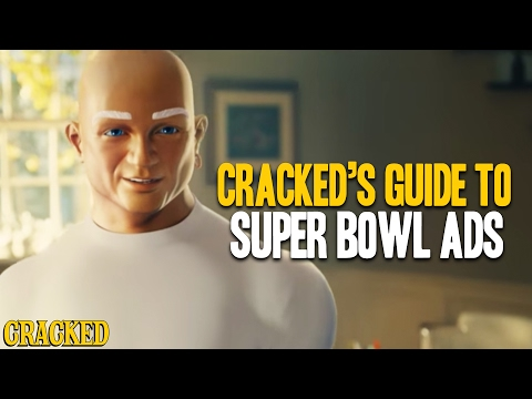 Cracked's Guide To Super Bowl Ads - Cracked Responds