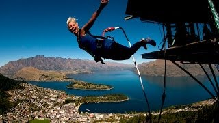 AJ Hacket - Bungy Jumping Queenstown, New Zealand