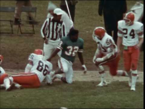 1976 Dolphins at Browns Game 12