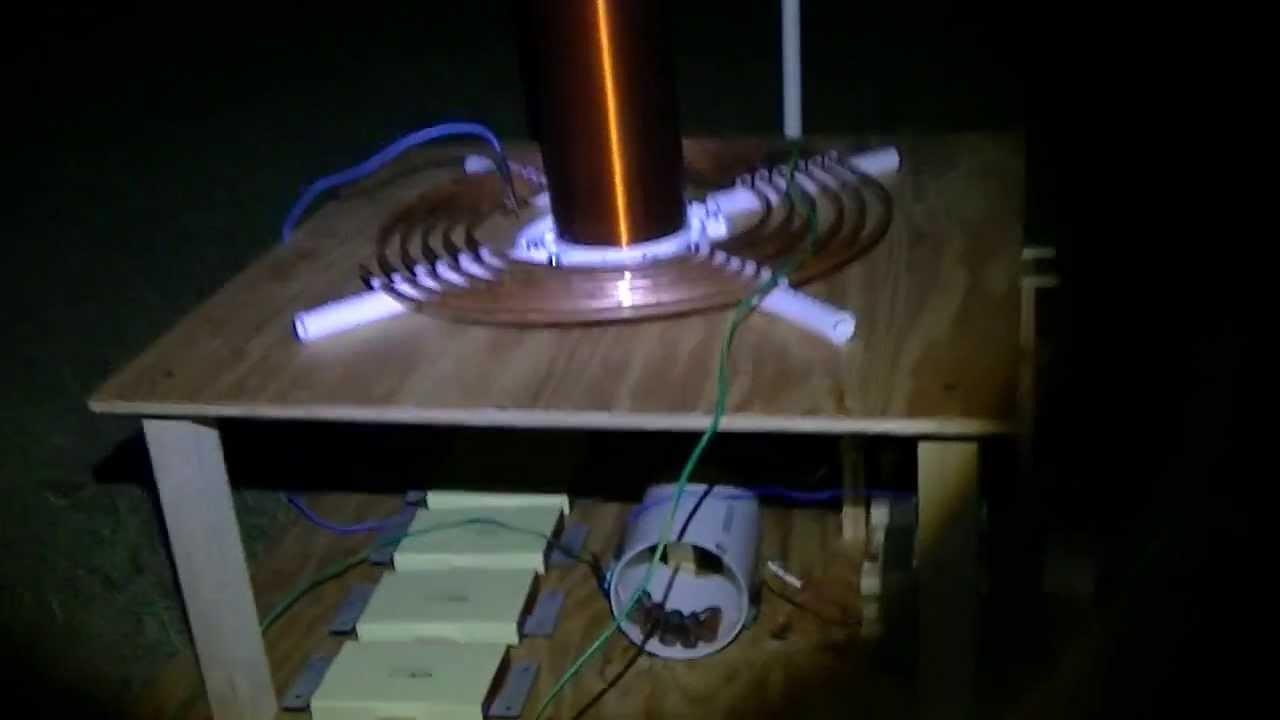 Image Result For Tube Tesla Coil