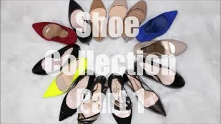 My Shoe Collection: Heels & Pumps Kate Spade, Jessica Simpson, Nine West & More Thumbnail