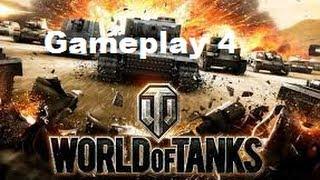 World of Tanks Gameplay 4