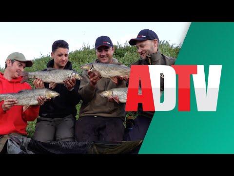 Big River Barbel Fishing - Trent Challenge!