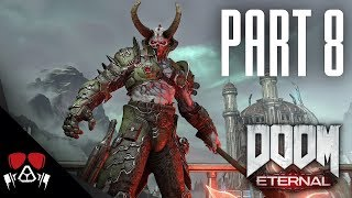 MARAUDER JE TU! | DOOM Eternal #8