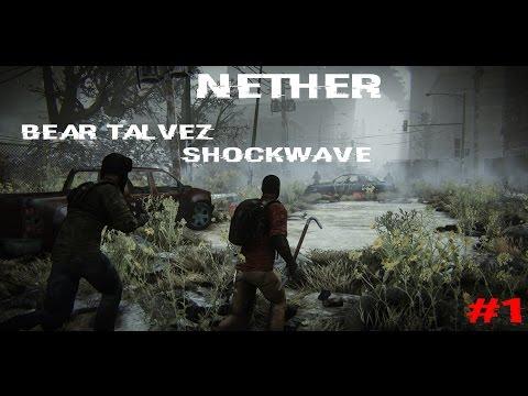 Nether выживание #1 Ознакомление