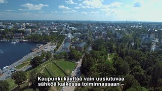 Ekologisesti energinen – Greenreality Lappeenranta