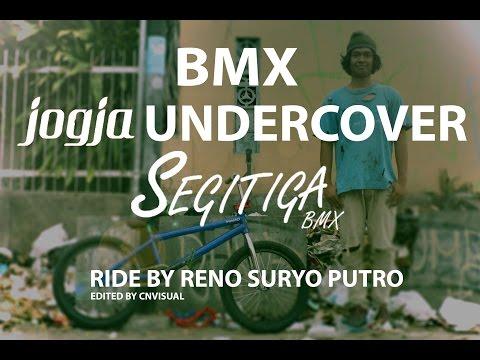 Reno Suryo Putro - BMX Jogja Undercover