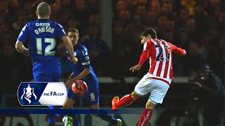 Video Gol Pertandingan Rochdale vs Stoke City