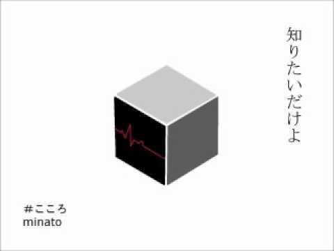 【初音ミク】 こころ 【オリジナル】 minato