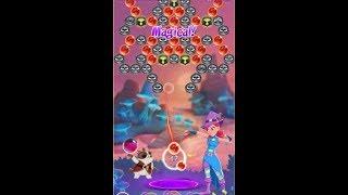 Bubble Witch 3 Saga Level 807