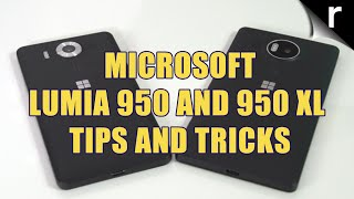 Microsoft Lumia 950 and 950 XL tips and tricks: Getting started with Win 10