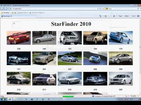 mercedes starfinder on windows 64bit youtube rh youtube com Mercedes-Benz W203 Manual Mercedes-Benz Manual Book