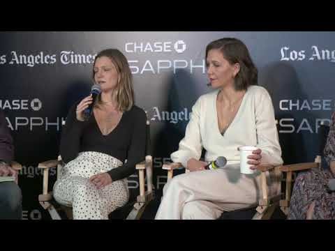 "Sundance 2018: Maggie Gyllenhaal on her film ""The Kindergarten Teacher""  Los Angeles Times"