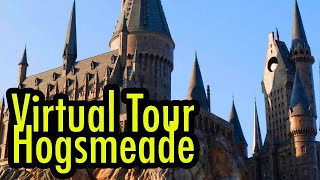 Virtual Tour of Wizarding World of Harry Potter: Hogsmeade Village